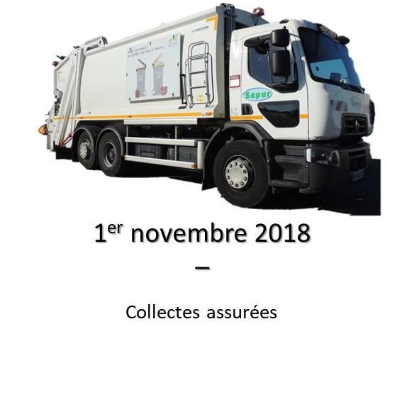 1er novembre 2018