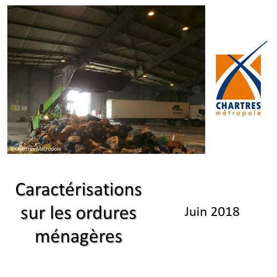 Chartres Métropole - Campagne de caractérisations