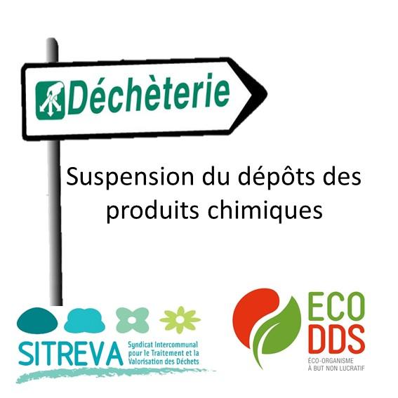 Déchèterie - Agrément d'EcoDDS